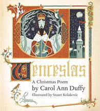 Mini Edition of Wenceslas: A Christmas Poem - Signed by Carol Ann Duffy