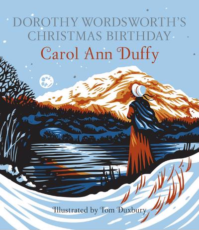 Mini Edition of Dorothy Wordsworth's Christmas Birthday - Signed by Carol Ann Duffy