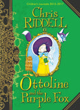 9781447277927 Ottoline and the Purple Fox - Signed Copy by Chris Riddell
