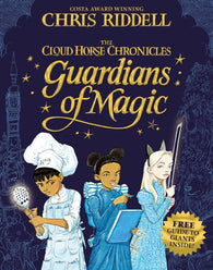 Cloud Horse Chronicles 1: Guardians of Magic - Signed First Edition, by Chris Riddell