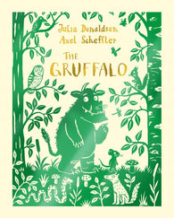 9781447284581 The Gruffalo (Mini Hardback Gift Edition) - by Julia Donaldson & Axel Scheffler