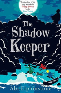 The Shadow Keeper - Signed Copy, by Abi Elphinstone