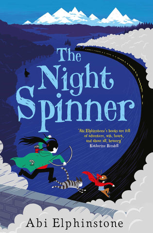 9781471146053 The Night Spinner - Signed Copy, by Abi Elphinstone