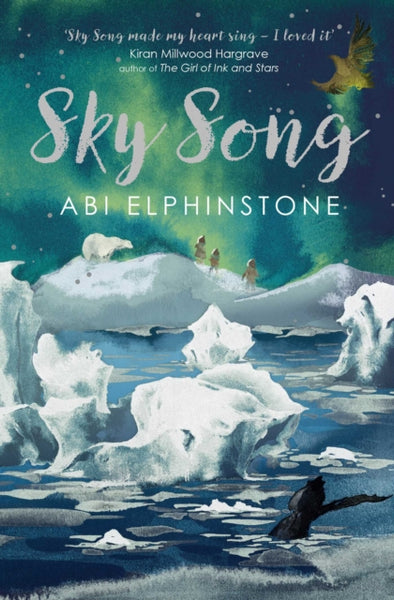 Sky Song (Paperback) - Signed by Abi Elphinstone