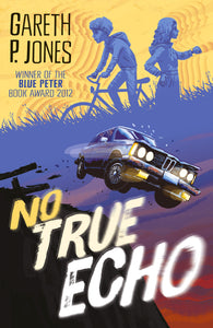 No True Echo - Signed Copy, by Gareth P. Jones