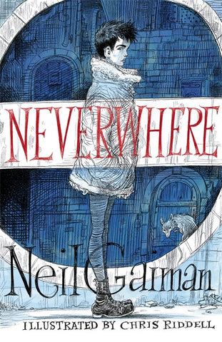 9781472228413 Neverwhere Illustrated Edition by Neil Gaiman, Signed & Illustrated by Chris Riddell