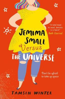 Jemima Small Versus the Universe - Signed by Tamsin Winter