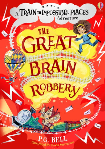 The Great Brain Robbery - by P.G. Bell