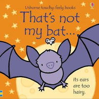 That's Not My Bat - by Fiona Watt