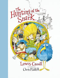 9781509814336 The Hunting of the Snark - By Lewis Carroll, Signed & Illustrated by Chris Riddell