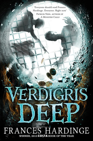 Verdigris Deep - Signed Copy, by Frances Hardinge 9781509818747
