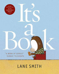 It's a Book - by Lane Smith