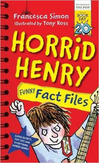 9781510102798 WBD: Horrid Hentry Funny Fact Files