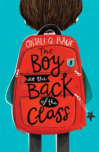 SHORTLISTED: The Boy at the Back of the Class - by Onjali Q. Raúf