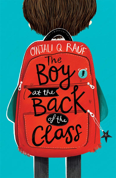 SHORTLISTED: The Boy at the Back of the Class - by Onjali Q. Rauf