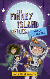 The Finney Island Files 2: Disco Disaster - Signed Copy, by Ross Montgomery