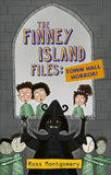 The Finney Island Files 3: Town Hall Horror! - Signed Copy, by Ross Montgomery