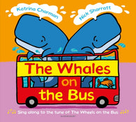 The Whales on the Bus-9781526603432