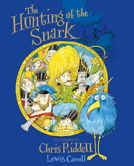 The Hunting of the Snark - By Lewis Carroll, First Edition Signed & Illustrated by Chris Riddell