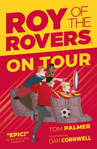 Roy of the Rovers: On Tour-9781781086858