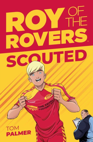 Roy Of The Rovers: Scouted-9781781086988