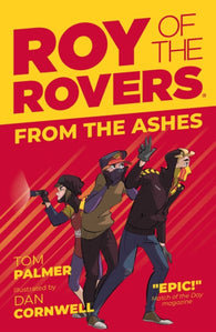 Roy of the Rovers: From the Ashes-9781781087831