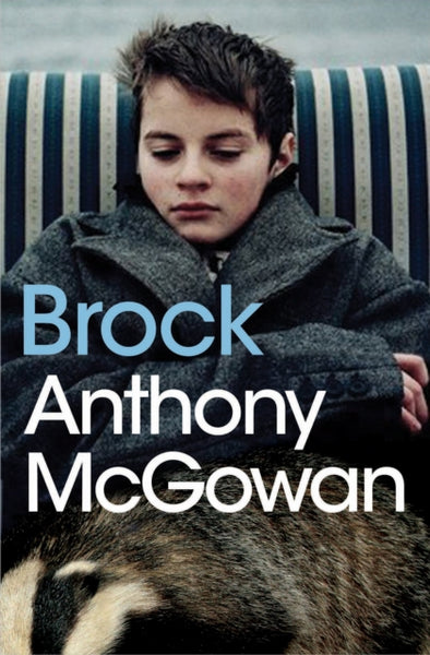 Brock - Signed Copy by Anthony McGowan