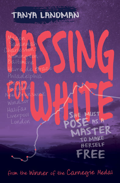 Passing for White - by Tanya Landman