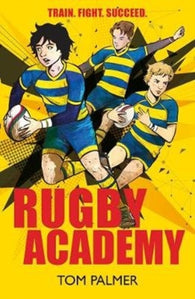 Rugby Academy-9781781128664