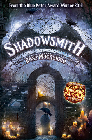 Shadowsmith - Signed Copy, by Ross MacKenzie