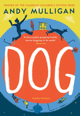 Dog - Signed Copy, by Andy Mulligan