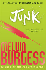Junk - Signed Copy, by Melvin Burgess