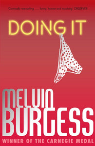 Doing It - Signed Copy, by Melvin Burgess