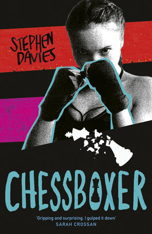 Chessboxer - Signed Copy, by Stephen Davies