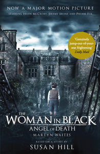 9781784750268 The Woman in Black: Angel of Death - Signed Copy by Martyn Waites