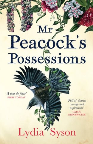 Mr Peacock's Possessions : THE TIMES Book of the Year - by Lydia Syson