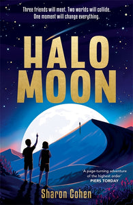Halo Moon - Signed by Sharon Cohen