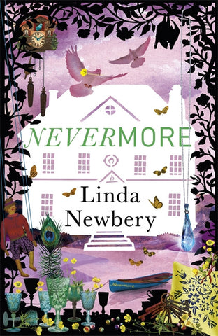 Nevermore - Signed Copy, by Linda Newberry 9781842556238