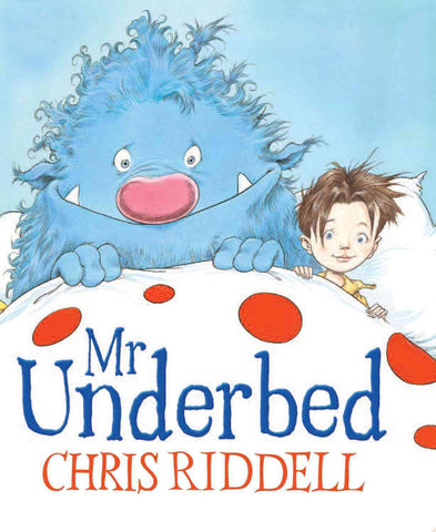 Mr Underbed - Signed Copy, by Chris Riddell 9781842709429