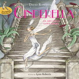 9781843651819 Cinderella, An Art Deco Love Story - by Lynn Roberts, Signed & Illustrated by David Roberts
