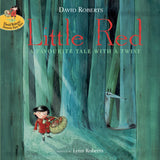 9781843651833 Little Red - by Lynne Roberts, Signed & Illustrated by David Roberts