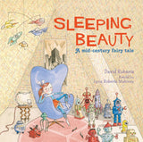 9781843652915 Sleeping Beauty - A Mid-Century Fairy Tale - by Lynne Roberts, Signed & Illustrated by David Roberts