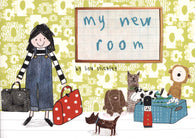 My New Room - Signed Copy, by Lisa Stickley