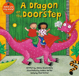 Dragon On The Doorstep - By Stella Blackstone (CD Included) 9781846868252