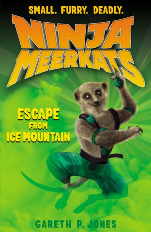 Ninja Meerkats 3: Escape From Ice Mountain - by Gareth P. Jones