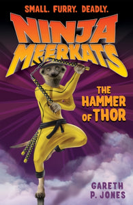 Ninja Meerkats 10: The Hammer of Thor - Signed Copy, by Gareth P. Jones