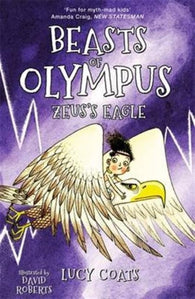 Beasts of Olympus 6: Zeus's Eagle - Signed by David Roberts