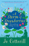 9781848126169 A Storm of Strawberries - Signed Copy, by Jo Cotterill
