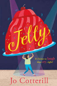 Jelly - Signed Copy, by Jo Cotterill