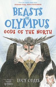 Beasts of Olympus 7: Gods of the North - Signed by David Roberts